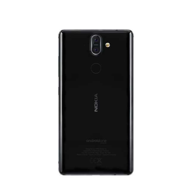 Nokia 8 Sirocco - back