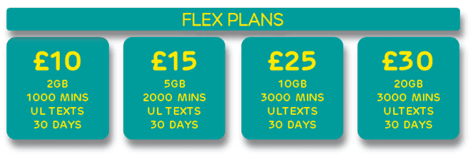 EE Flex Plans - July 25 2018