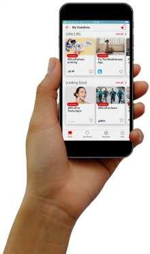 Vodafone VeryMe Rewards