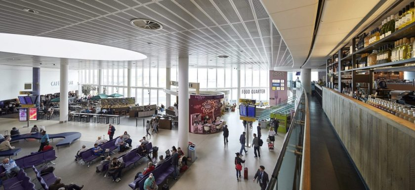 Image: Manchester Airport Terminal 1