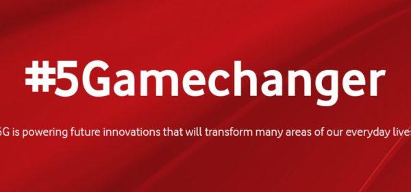Vodafone banner