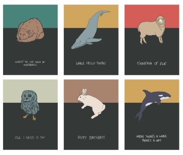 All-animal-cards