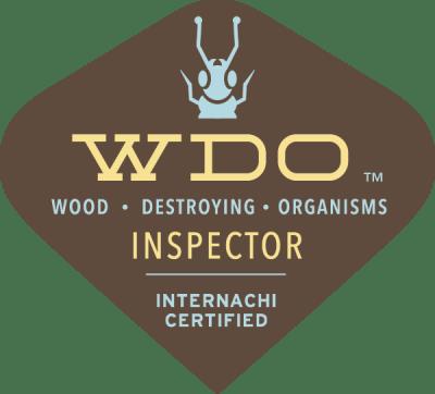 Certified Wood Destroying Organisms Inspector