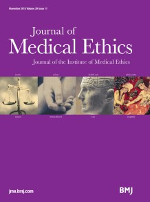 Here We Go: Journal of Medical Ethics Urges Government Intervention to Override Parents Who Disagree With Their Children Changing Genders