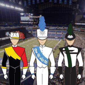 Corps Uniforms