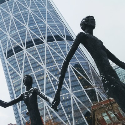 public art in Calgary