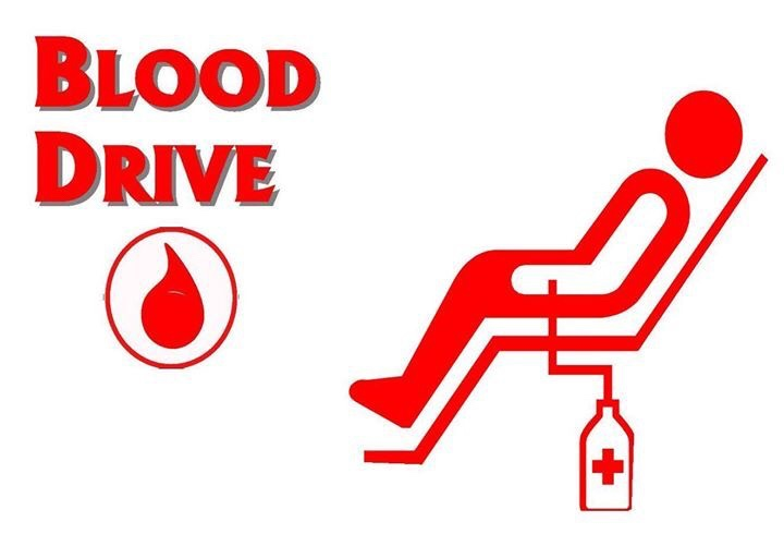 Blood drive Today! Swisher Legion 3:30-7:30 5/22