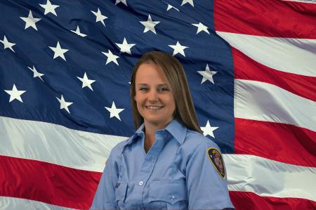 Megan Anson - Probationary EMS - 2019