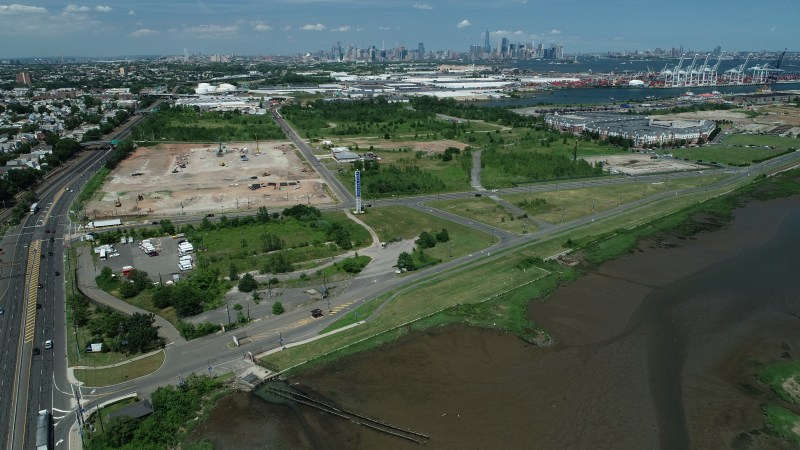 Vision of Bayonne's future with new Costco, 500 residences