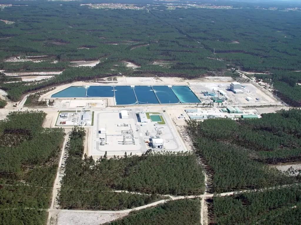 Carriço Underground Gas Storage