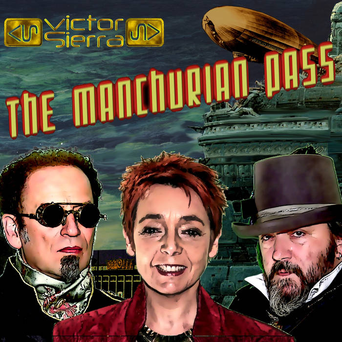 "Album Review: Victor Sierra's ""The Manchurian Pass"""