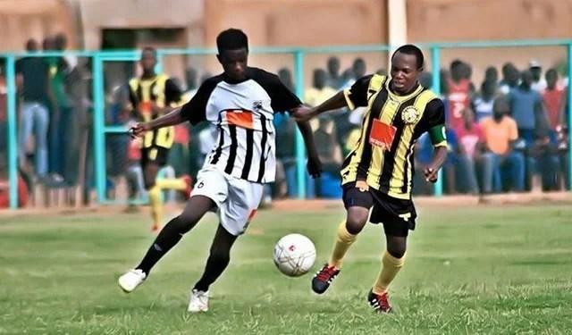 Makan Samabali Real Bamako JMG Academy Mali