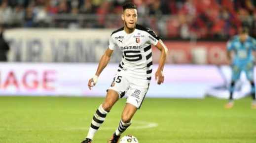 Ramy Bensebaini jmg