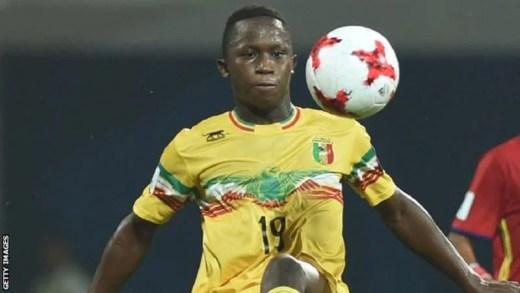 Lassana N'Diaye jmg academy in mali