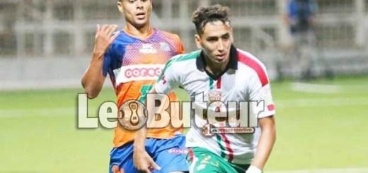 Abdallah El-Mouden un transfert definitif au Mouloudia FC