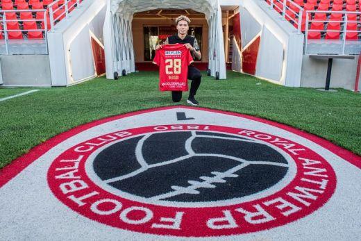 Institut JMG management Manuel Benson jmg soccer academy belgique_Antwerp_2