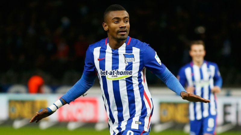 salomon Kalou institut JMG management hertha berlin