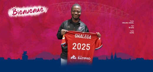 welcome Fred Gnalega _institut jmg mali_clermont FC