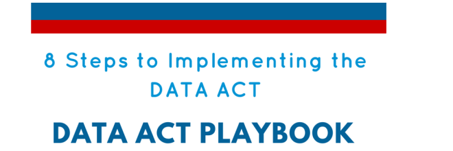 8 Steps to the DATA Act