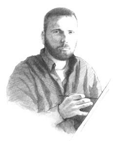 Self Portrait : 300dpi