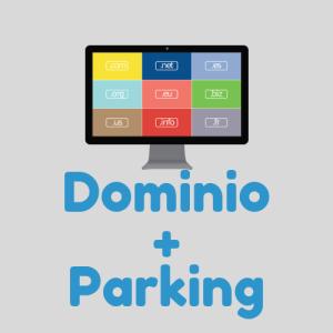 dominio + parking