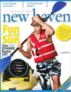 New Haven Magazine - June 2013