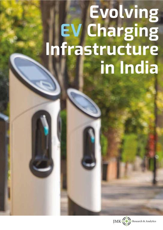 Charging Infrastructure in India