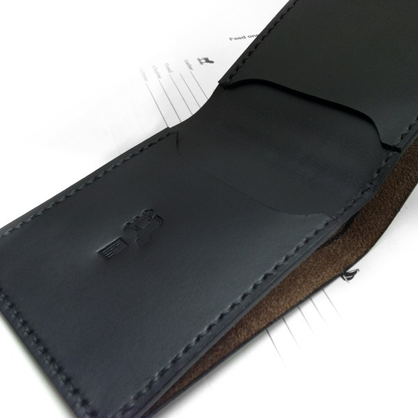 Made In USA Men's Bifold Wallet