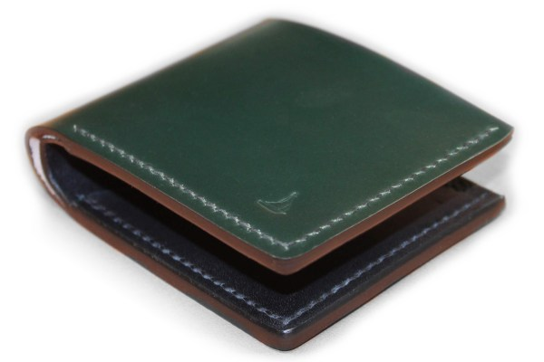 Bifold Shell Cordovan Wallet