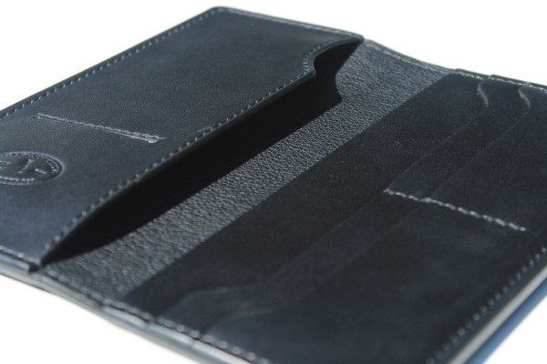 Long wallet leather usa