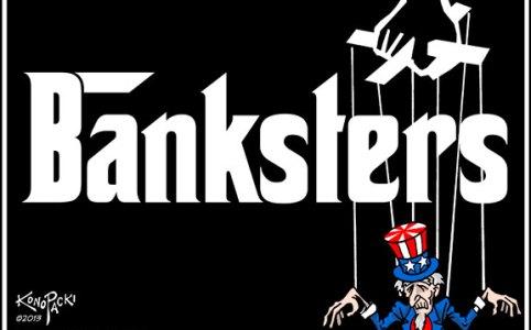 banksters banker kontroll