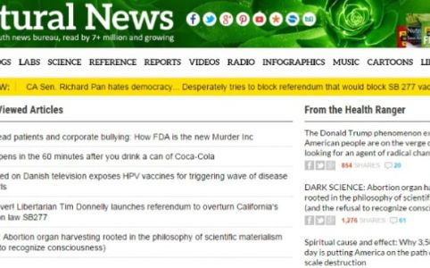 natural news mike adams censorship brighteon