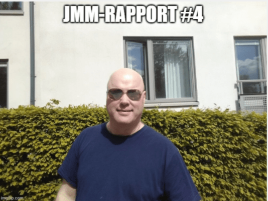jmm rapport # 4
