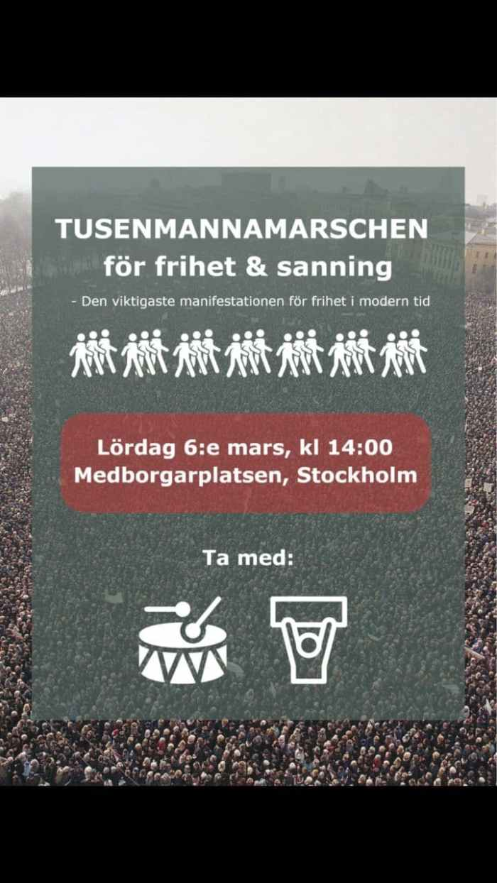 filip sjöström _marsch stockholm