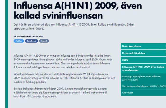 svininfluensan_världshälsoorganisationen_covid 19_vaccinering_tester_prov.pandemi