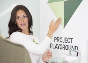 Sofía fundó en el 2010 la organización «Project Playground» para ayudar a los niños y jóvenes vulnerables de Ciudad del Cabo, en Sudáfrica. (Foto: Project Playground)