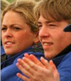 Dicen que el primero fue Pontus Westergren, el jinete que en 1999 la enseñó a «cabalgar» (Foto: archivo)