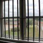 Patio visto desde la celda nupcial. (Foto: © M.Mielgo - JMNoticias)