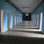 Una de las galerías con sus celdas. (Foto: © M.Mielgo - JMNoticias)
