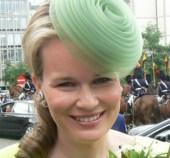 Princesa Mathilde de Bélgica, «La Noble» (Foto: Wikipedia Commons)