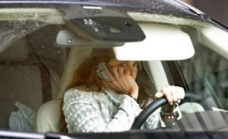 La princesa Magdalena ha sido multada por conducir con su coche por el carril del autobús.(Foto: archivo)