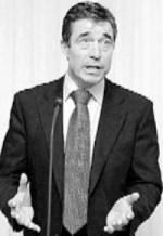 Primer Ministro de Dinamarca Anders Fogh Rasmussen. (foto: archivo)