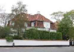 La nueva villa está situada en el número 15 de la Svanemøllevej. (Foto: agencias)