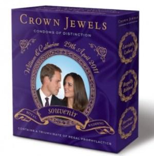 Los británicos adoran la monarquía, pero no lo suficiente como para llevarse a la cama la foto de miembros de la realeza. (Foto: Crown Jewels) - PULSAR PARA AMPLIAR -