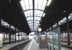 Estación de Weisbaden. (Foto: archivo)