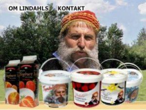 Varios productos lácteos de estilo «turco» (Foto: Lindahlsmejeri)