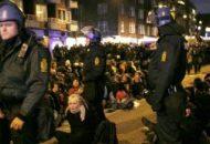 Manifestación en Copenhague -16