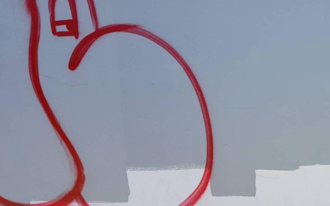 Graffiti Detail