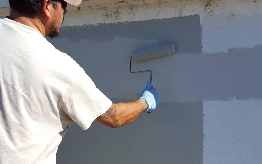 Graffiti Removal Man