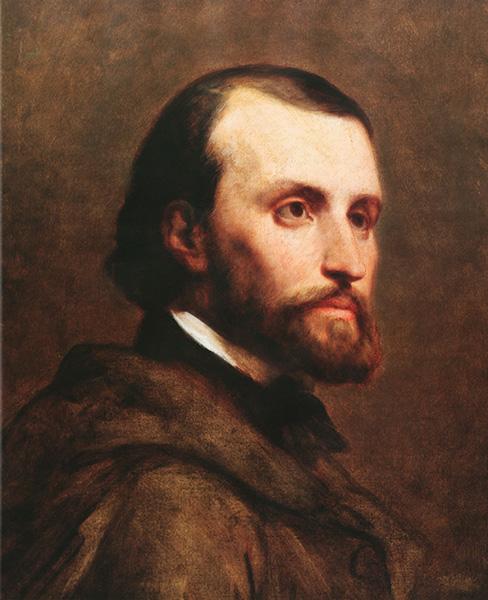 01. Portrait de Gounod par Ary Scheffer en 1851